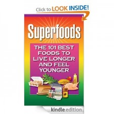 101 best superfoods book