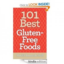 101 best gluten free foods book